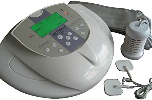 Ionic Foot Detox Machine Foot Detox Machine Ion Foot Bath Spa Cell Cleanse with Massage Far Infrared