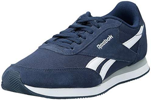 Reebok Royal Cl Jogger 2, Men's Shoes, White, 6.5 UK (40 EU