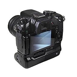 Newmowa® DMW-BGGH3 Battery Grip Replacement for Panasonic DMW-BGGH3 and Lumix GH3,Lumix GH4 Digital SLR Camera