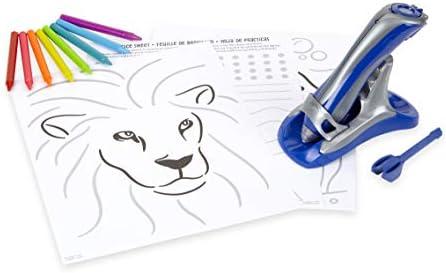 Crayon Melting Creative Kit for Arts Crafts Multisurface 04-0441-U-000 Crayola Ultimelt Pen