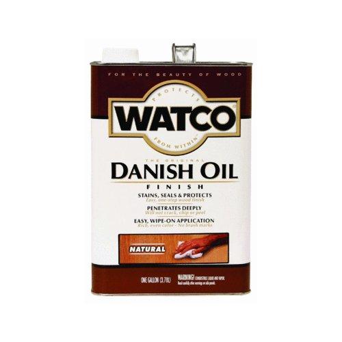 (1-pt. Light Walnut Danish Oil (6-Pack))