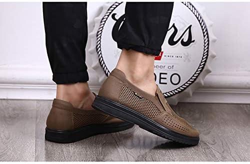 Veluckin Mocasines para Hombre Transpirable Zapatos Casuales