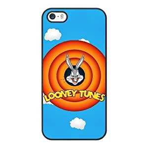 The best gift for Halloween and ChristmasiPhone 5 5s Cell Phone Case Black looney tunes RPR4991208