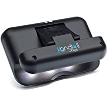 Kandle by Ozeri II Book Light -- LED Reading Light Designed for Books and eReaders.