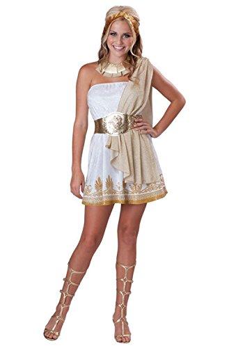Teen Costumes Goddess Glitzy (Glitzy Goddess Costume - Teen)