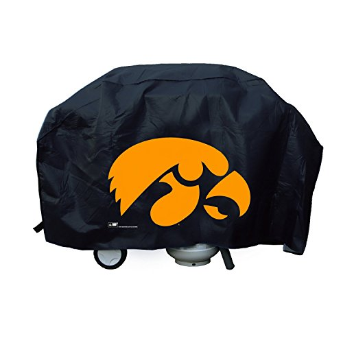 Rico Industries NCAA Iowa Hawkeyes Vinyl Grill Cover