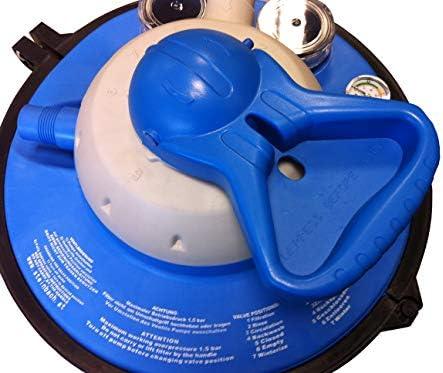 24h POOL ALARM CLOCK FILTRO SABBIA impianto Filtro Sabbia Speed Clean Comfort 75