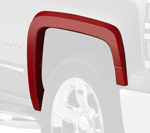 Bushwacker 40956-02 OE Style Fender Flare for Chevrolet, (Set of 4) -