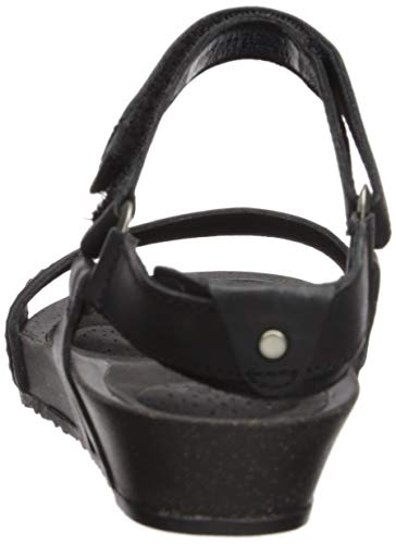 Black Sandal W Women's Ysidro 5 M Us Stitch Teva 9 xq6pXCw