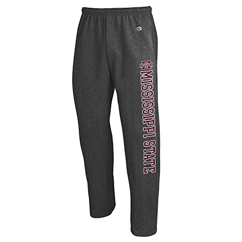 State Bulldogs Pocket (Mississippi State Bulldogs Sweatpants Pockets Charcoal - XL)