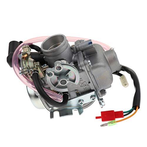 Baoblaze Carburador Eléctrico PD30J 30NN para Motor Cfmoto CF250 GY6 250cc
