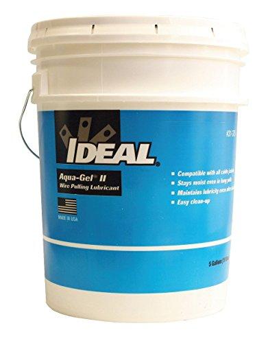Ideal 31-375 5 gal Pail of Aqua Gel II Pulling Lubricant