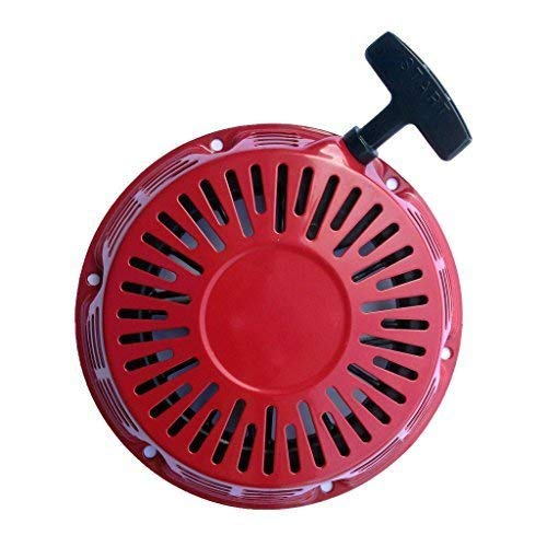 (Pull Start Red Recoil Cover 11HP & 13HP Compatible with Honda GX340 &)
