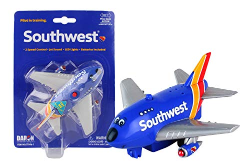 (Daron Southwest Pullback Plane with Light and Sound Spirit Colors )