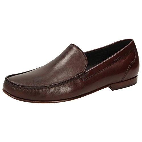 Sioux Men's Loafer Flats brown brown