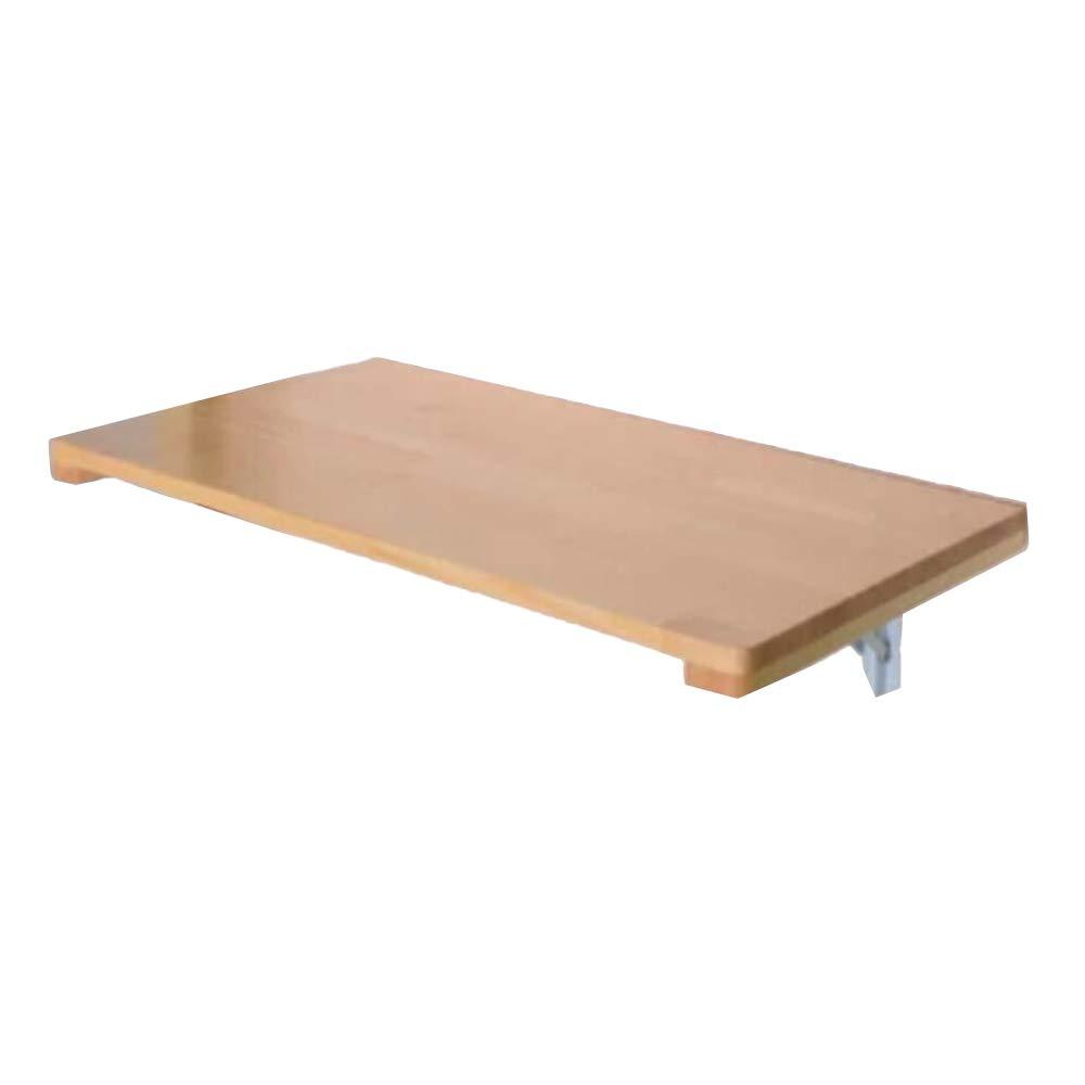YNN ポータブルテーブル 冷間圧延鋼製ベーキング用ヘビーデューティーウォールマウント折りたたみ式棚用ブラケット (色 : 60*40cm)  60*40cm B07P9HQF18