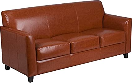 Astounding Amazon Com Olympus Executive Series Leather Sofa Executive Pdpeps Interior Chair Design Pdpepsorg