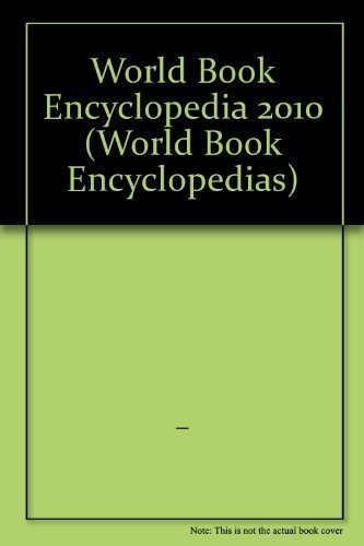 Download World Book Encyclopedia 2010 pdf epub