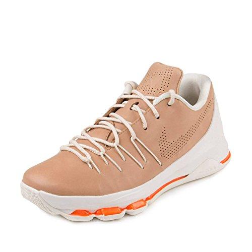- NIKE Men's KD 8 EXT Basketball Shoes (11.5, Vachetta Tan/Total Orange)