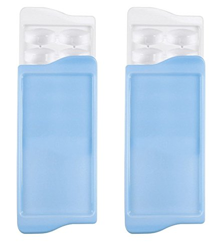 - OXO Good Grips Covered Ice Cube Tray (2 Pack)