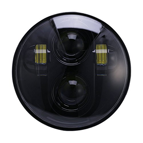 u Box Projection Daymaker Headlight Motorcycles
