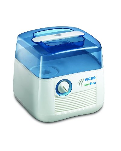 Vicks V3900 Germ Free Cool Mist Humidifier Cool Mist Humidifier to Help Relieve Cold and Flu Symptoms