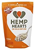 Manitoba Harvest - Hemp Hearts Natural Raw Shelled Hemp Seeds 454 g. - 1 lb