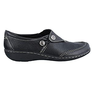 CLARKS Women's Ashland Lane Q Slip-On Loafer