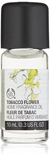 The Body Shop Home Fragrance Tobacco Flower Oil - 10ml (Flower Home Fragrance Oil)