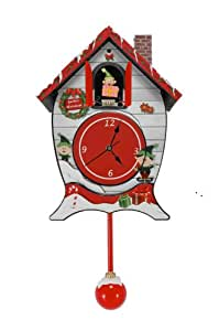 Mark Feldstein & Associates, Inc Cknp Cuckoo Clock North Pole