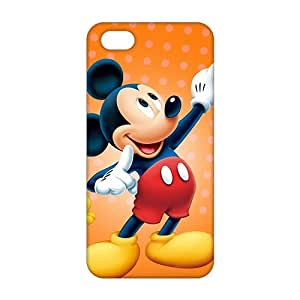 2015 Ultra Thin Classic Mickey Mouse fashion 3D Phone Case for iPhone 5s by runtopwell