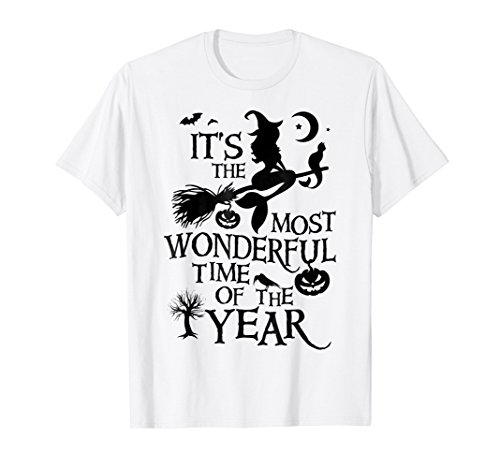 It's The Most Wonderful Time of The Year Halloween T-Shirt ()