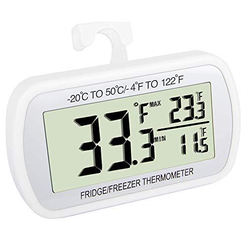 Waterproof Refrigerator Fridge Thermometer