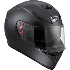 The K-3 SV was developed from the experience AGV gained during the design process of the Pista GP and Corsa helmets. Thanks to the use of Finite Element Analysis (FEM), the technical department developed a benchmark product in terms of comfor...
