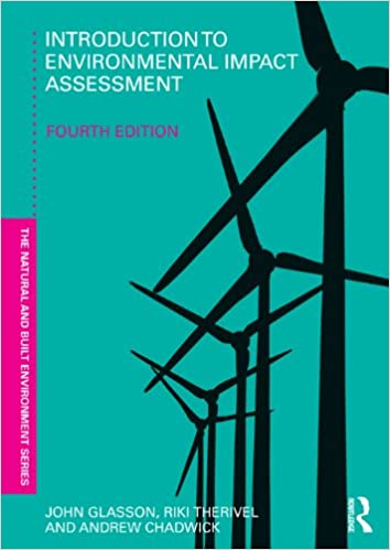 Introduction to environmental impact assessment natural and built introduction to environmental impact assessment natural and built environment series 4th edition kindle edition fandeluxe Images