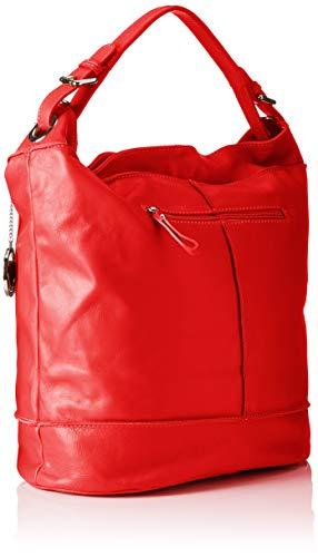 Hombro Shoppers Borse Y Bolsos Chicca Rojo rosso Mujer Cbc3321tar De EY4xqxwA