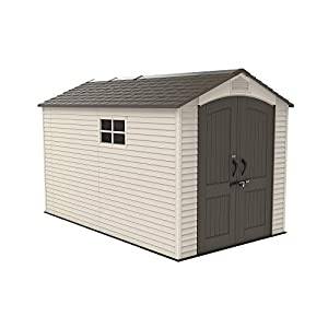 7x12 Plastic Shed Lifetime 60282