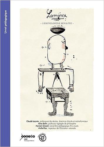 Lumières, l'Encyclopédie revistée. Livret pédagogique pdf, epub ebook