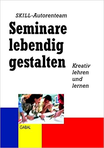 Book Seminare Lebendig Gestalten