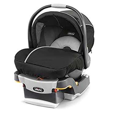 Chicco KeyFit 30 Magic Infant Car Seat and Base, Coal (06079052220070)
