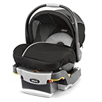 Chicco Keyfit 30 Magic Infant Car Seat, Black/Grey