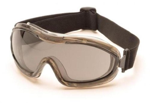 Pyramex Safety Products Low Profile Chemical Splash Goggles