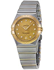 Omega Constellation 09 Ladies Watch 123.20.27.60.58.001