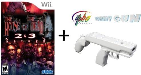 House Of The Dead 2 3 Return Wii Gun Nintendo Wii Computer