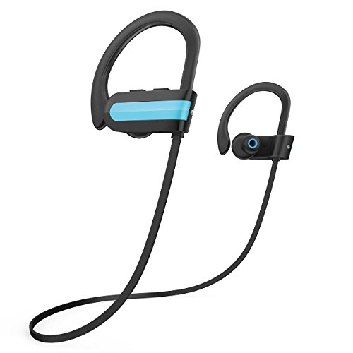 ahutoru bluetooth headphones v4 1 edr multi point connection hd stereo sweat proof wireless. Black Bedroom Furniture Sets. Home Design Ideas