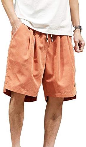 ハーフパンツ メンズ ファッション コットン ウエストゴム ショートパンツ 吸汗速乾 伸縮性 紐付き 半パンツ リラックスパンツ 男 調整可能 メンズ ハーフパンツ ジャージ 人気 メンズ ショートパンツ 調整紐 おしゃれ