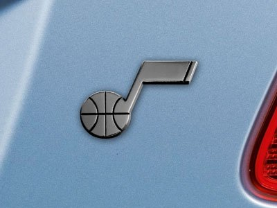 (Fanmats NBA Utah Jazz Logo Emblem)