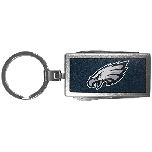 Siskiyou Sports NFL Philadelphia Eagles Multi-Tool Key Chain