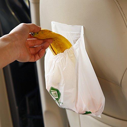 30pcs// pack Lorcoo busta della spazzatura per auto