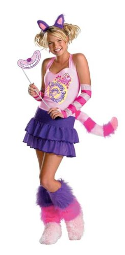The Cheshire Cat Teen/Junior Costume - Teen]()